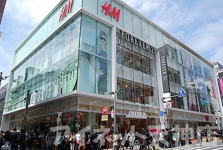 FOREVER21福岡店